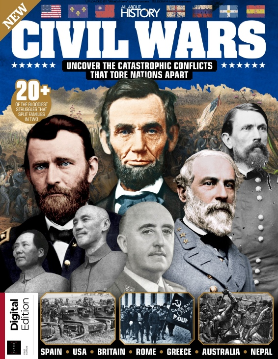 All About History – Civil Wars – 2019