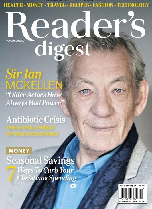 Readers Digest UK – 11.2019