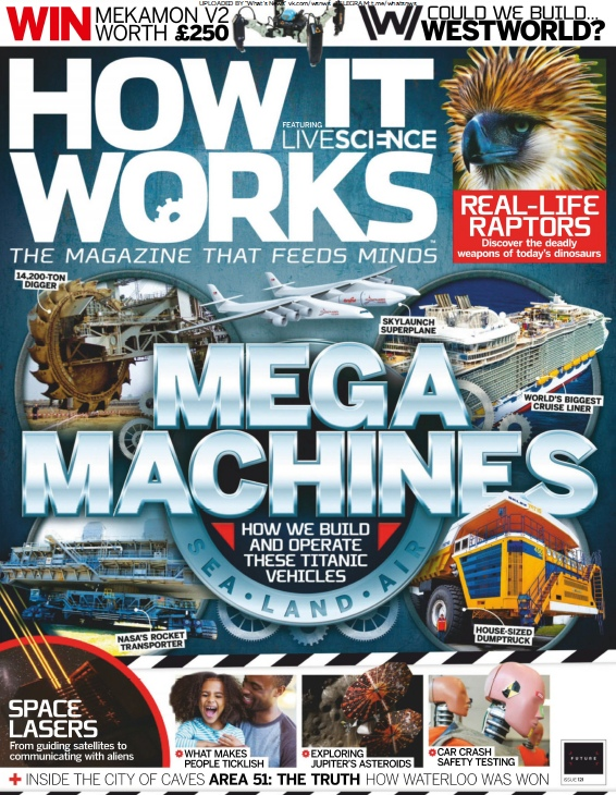 How It Works – #121 – 2019