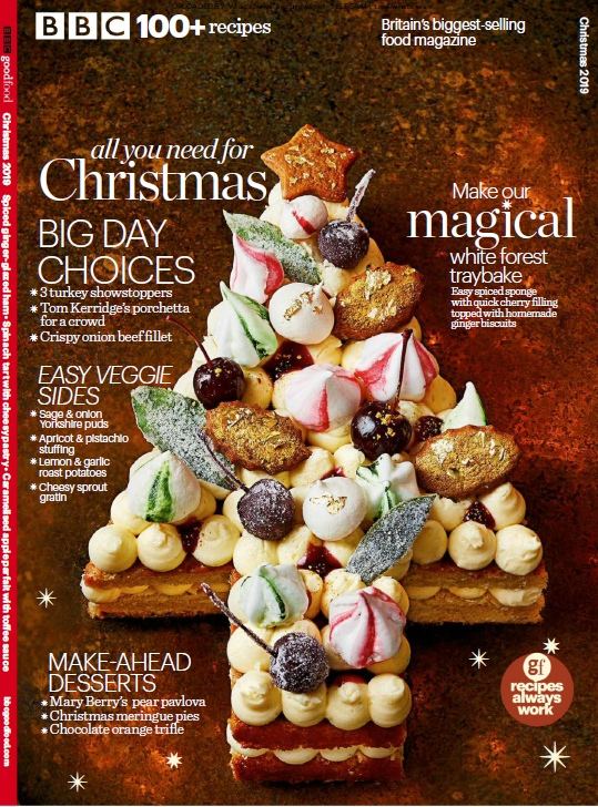 BBC Good Food UK – Christmas 2019