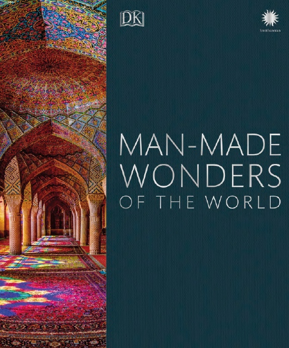 DK — Manmade Wonders Of The World