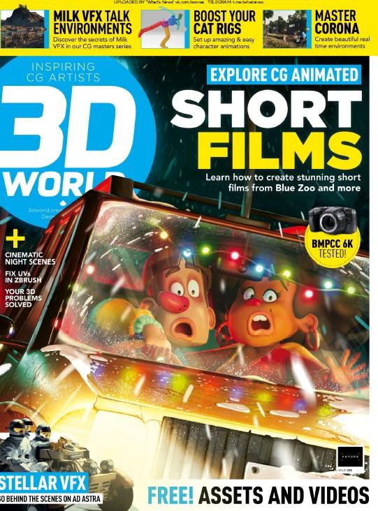3D World – 12.2019