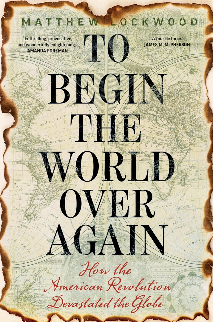 Matthew Lockwood – To Begin The World Over Again