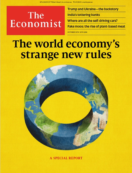 The Economist UK – 12.10.2019