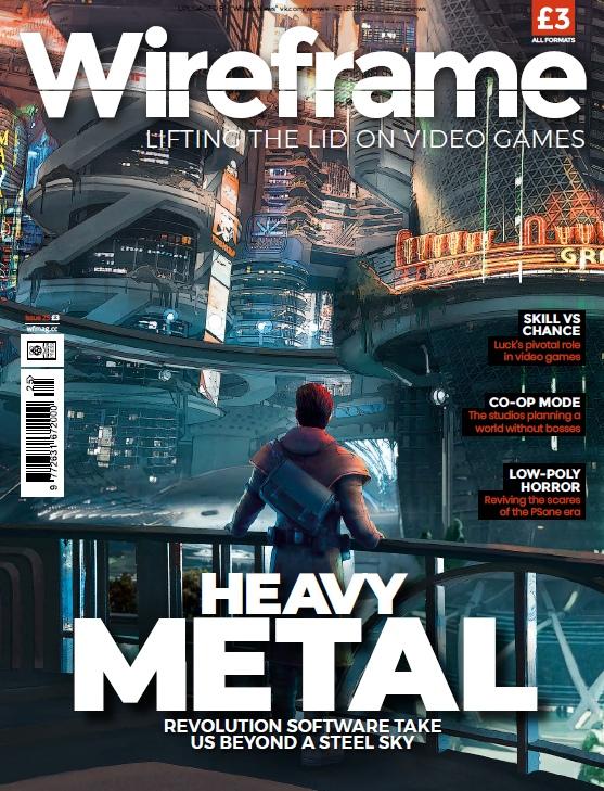 Wireframe – #25 – 2019
