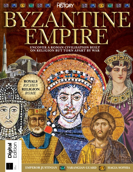 All About History – Book Of The Byzantine Empire – 2019