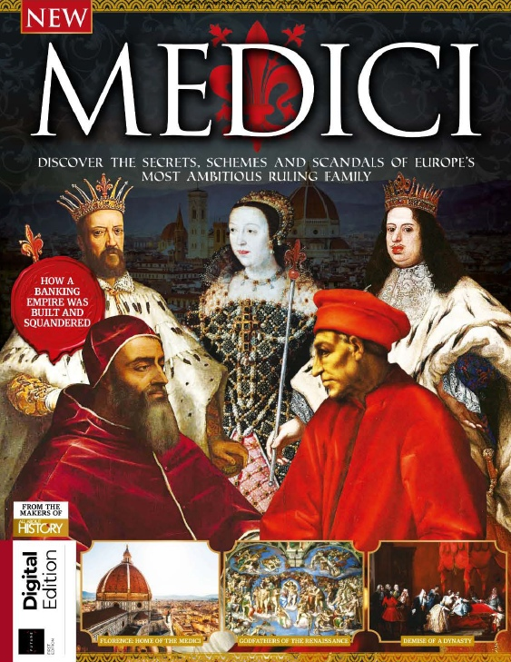 All About History – Book Of The Medici