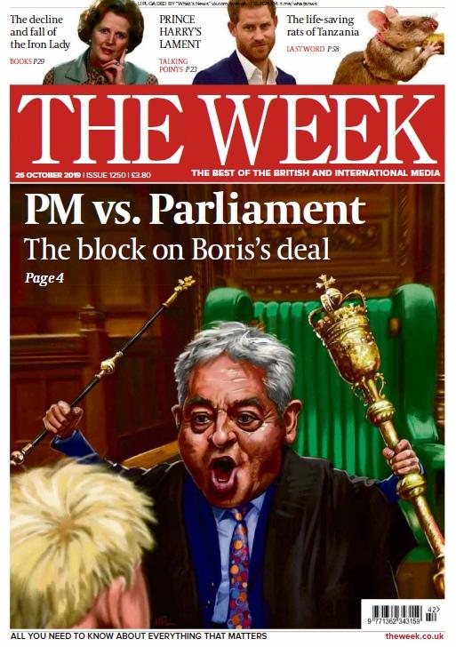 The Week UK – 26.10.2019