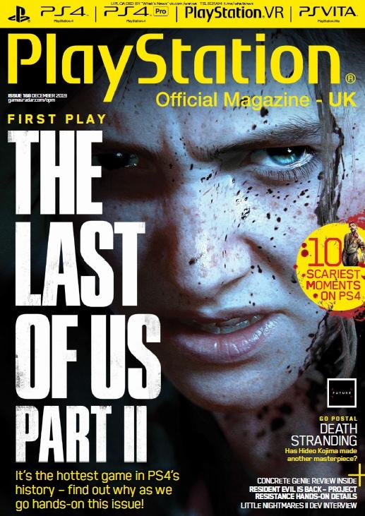 PlayStation Magazine UK – 12.2019