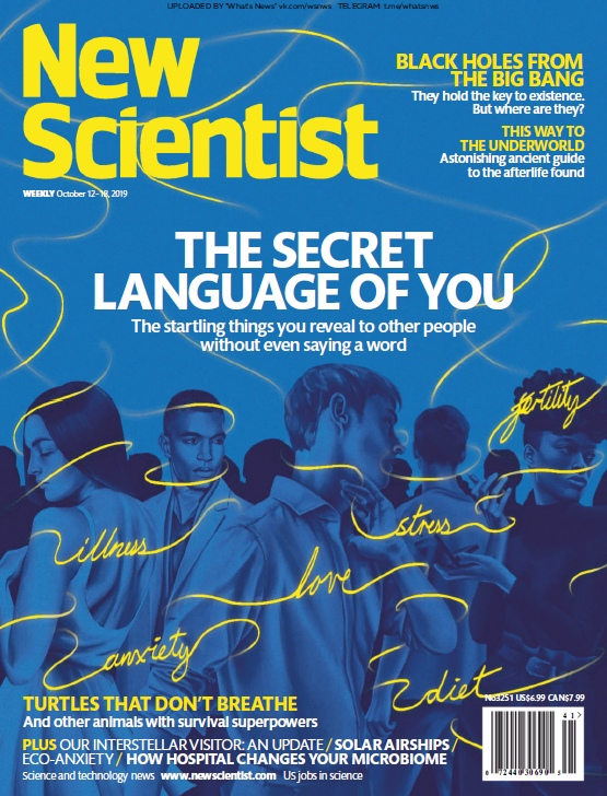 New Scientist – 12.10.2019