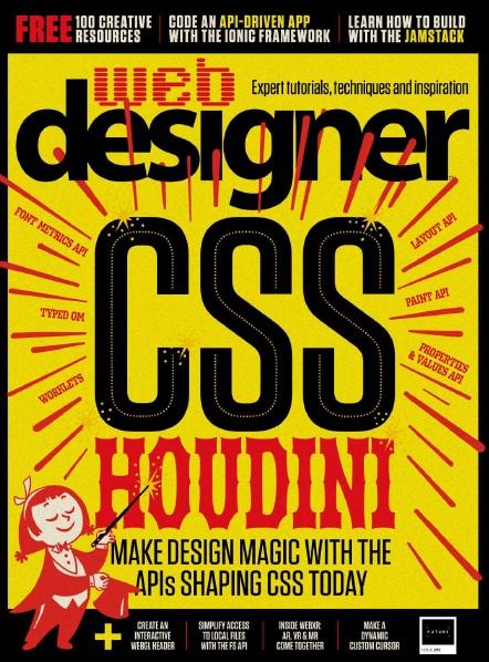 Web Designer – #293 – 2019
