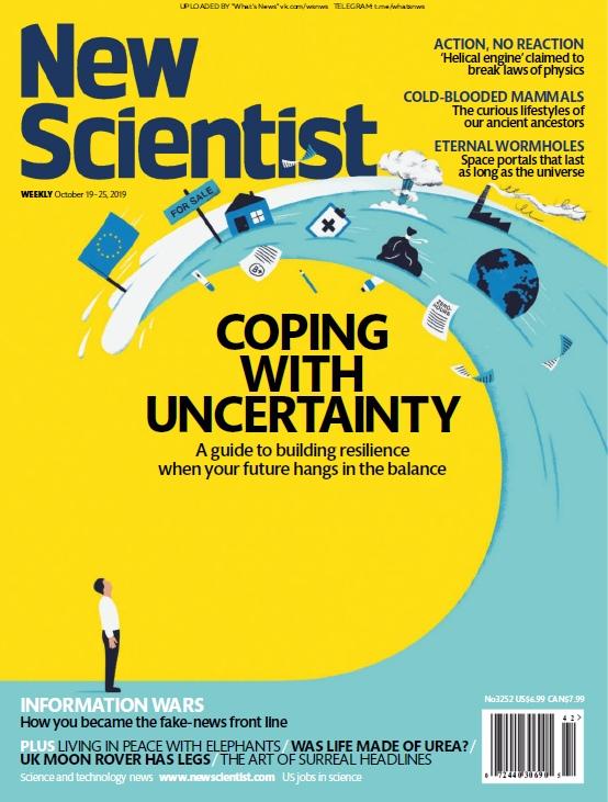 New Scientist – 19.10.2019