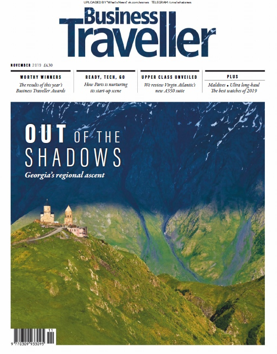 Business Traveller UK – 11.2019