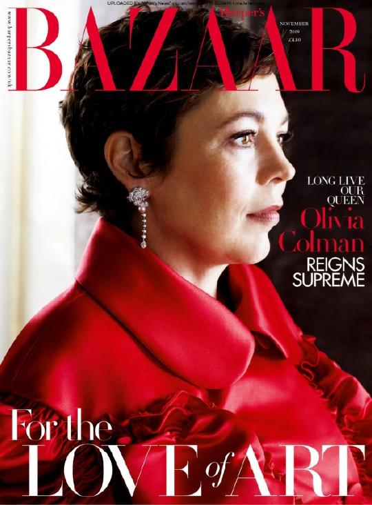 Harper's Bazaar UK – 11.2019