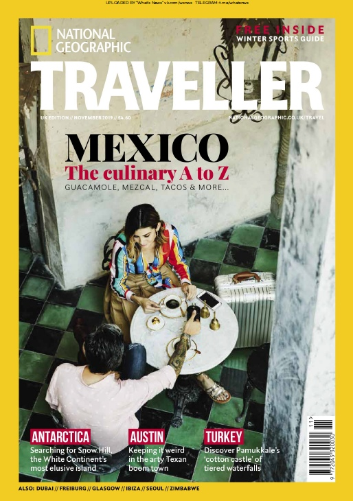 National Geographic Traveller UK – 11.2019