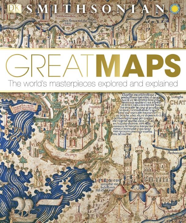 DK – Great Maps