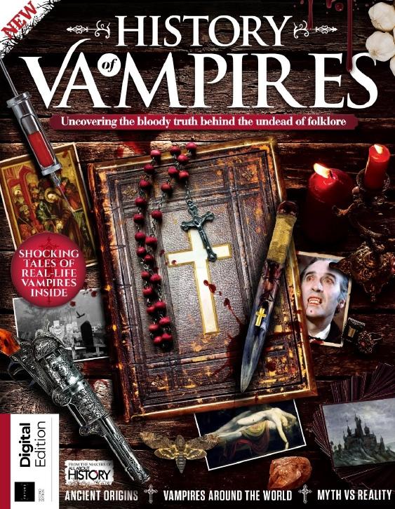 History Of Vampires – 2019