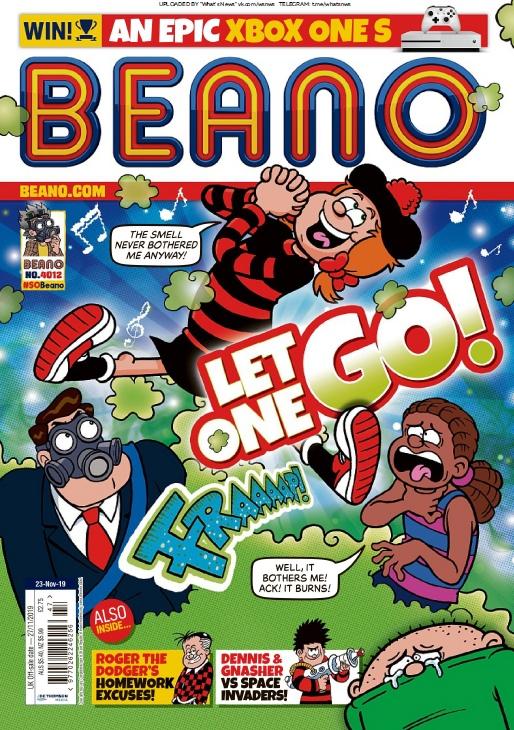 The Beano – 23.11.2019