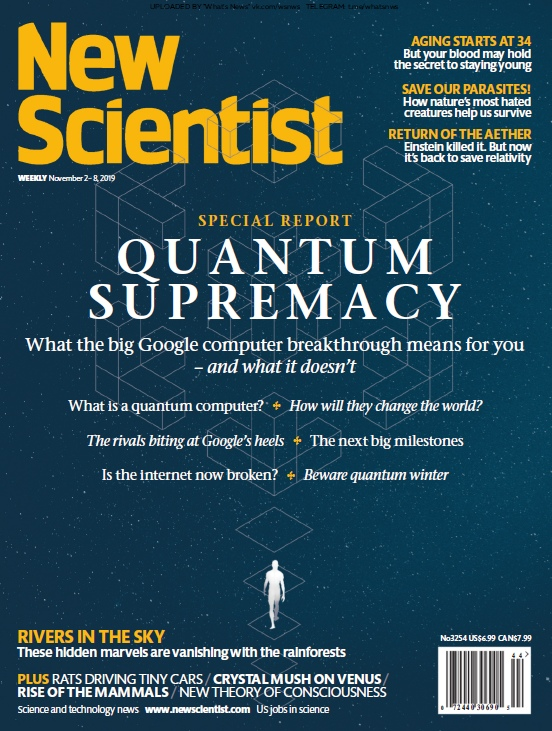 New Scientist – 02.11.2019