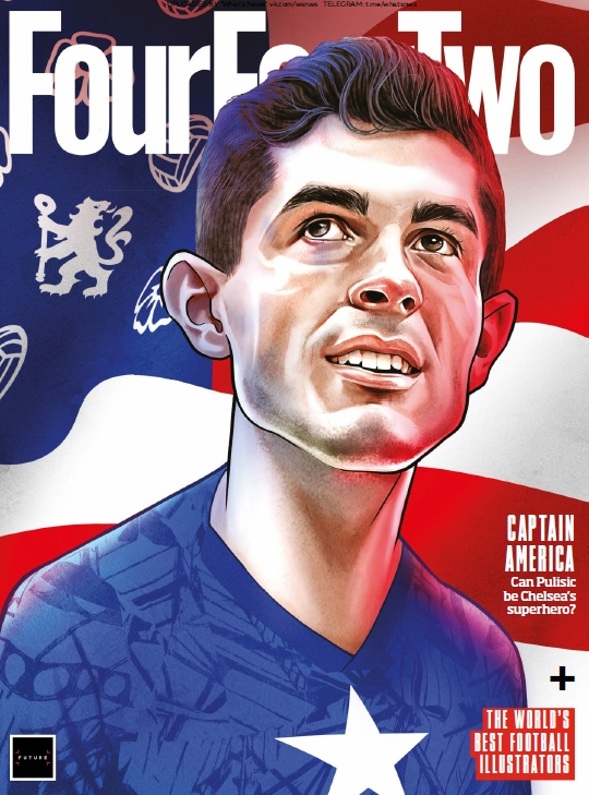 FourFourTwo UK – 09.2019
