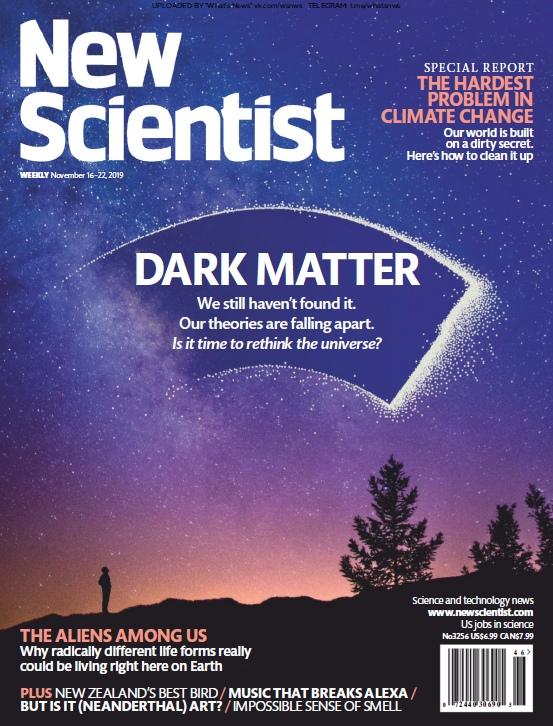 New Scientist – 16.11.2019