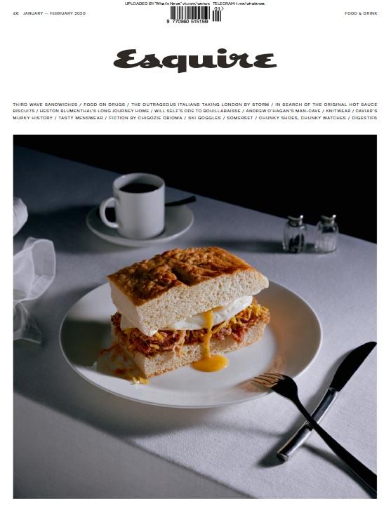 Esquire UK – 01.2020