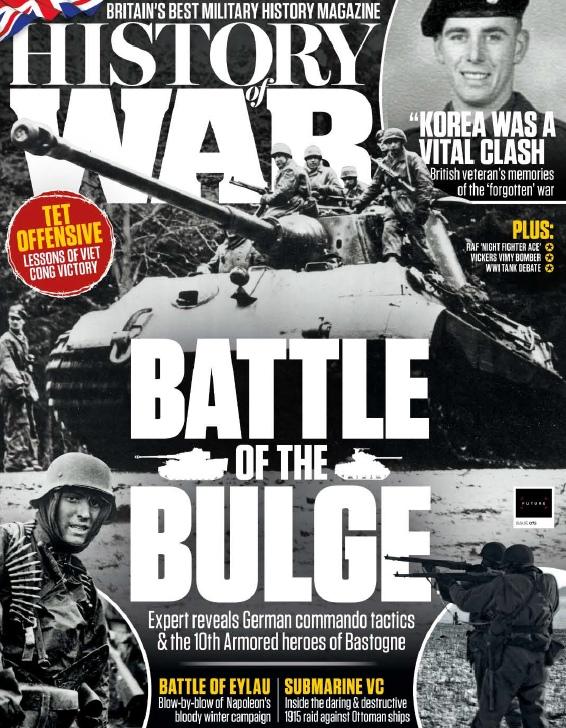 History Of War – #75 – 2019