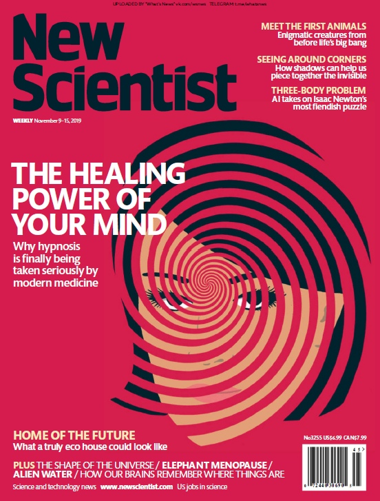 New Scientist – 09.11.2019