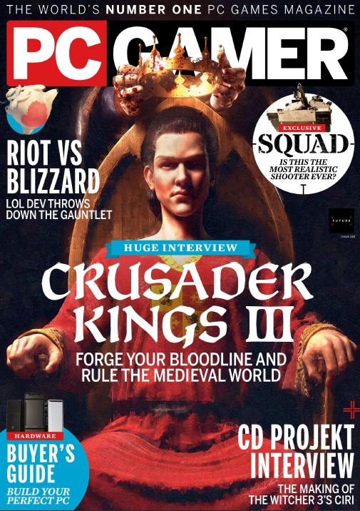 PC Gamer UK – 12.2019