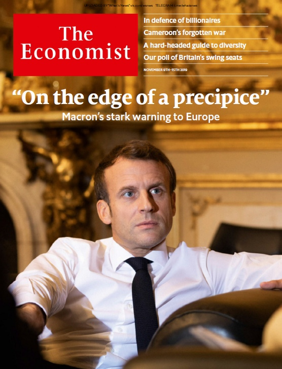 The Economist UK – 09.11.2019