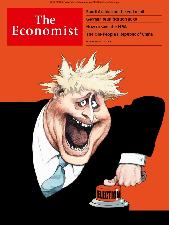 The Economist UK – 02.11.2019