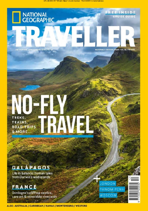 National Geographic Traveller UK – 12.2019