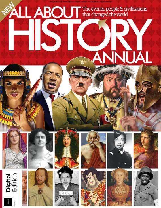 All About History Annual – 2019