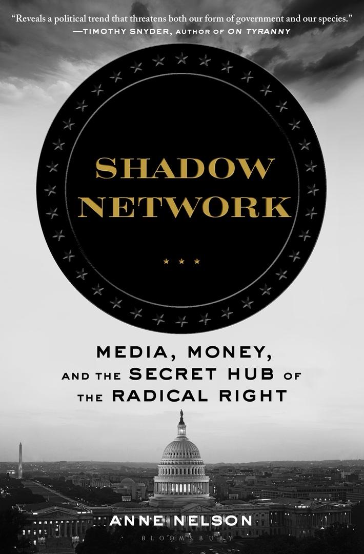 Anne Nelson – Shadow Network