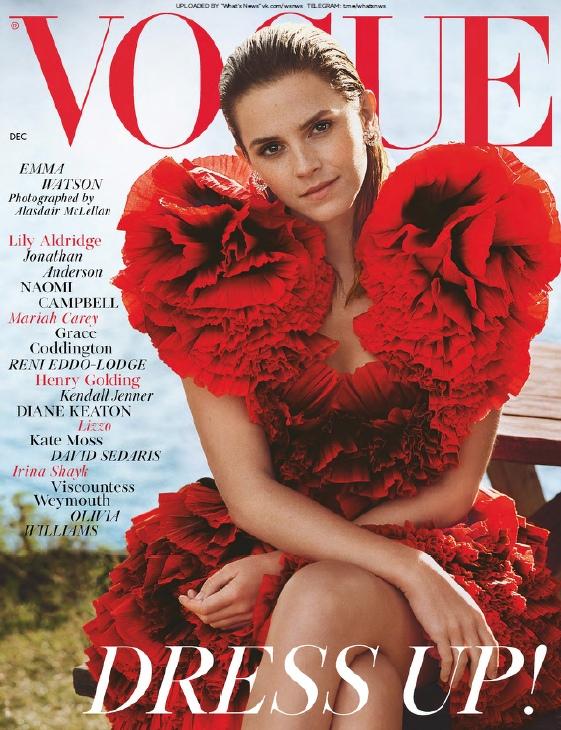 British Vogue – 12.2019