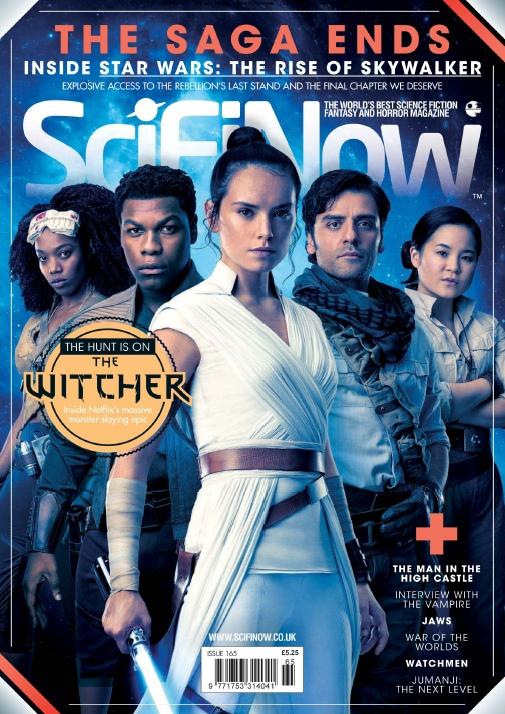 Scifi Now – #165 – 2019