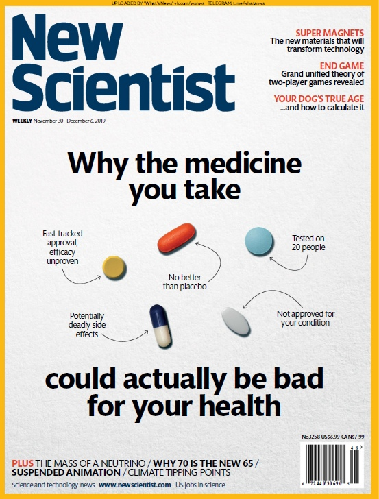New Scientist – 30.11.2019