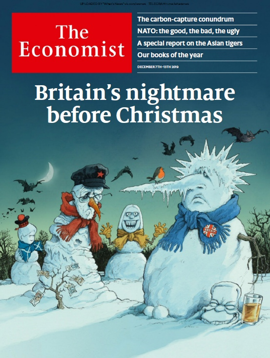 The Economist USA – 07.12.2019