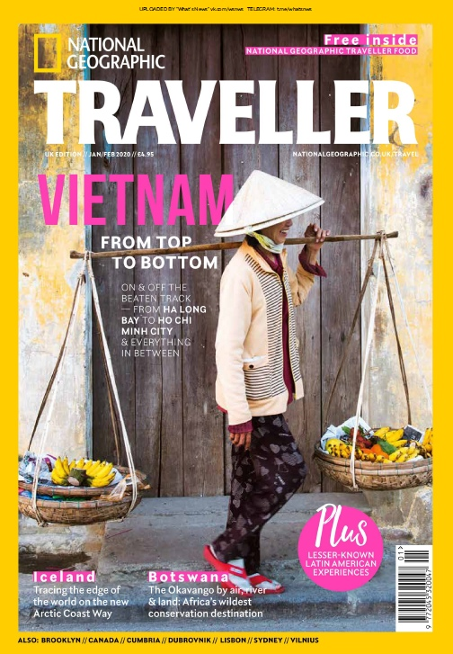 National Geographic Traveller UK — 01.2020 — 02.2020
