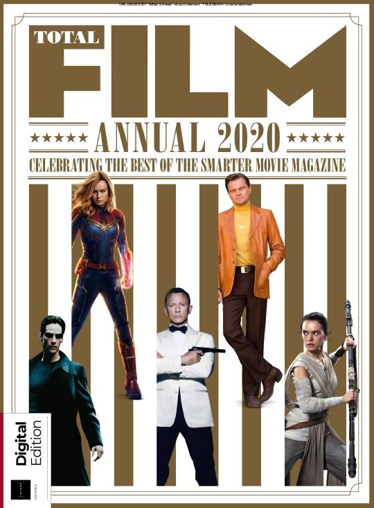 Total Film – Annual #3 – 2019