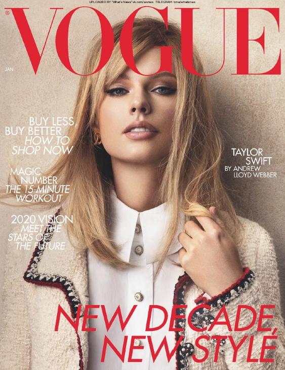 British Vogue – 01.2020