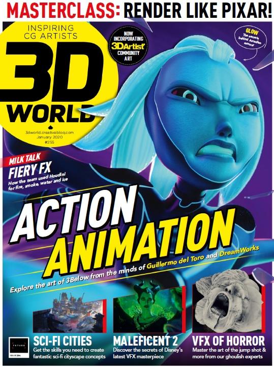 3D World – 01.01.2020