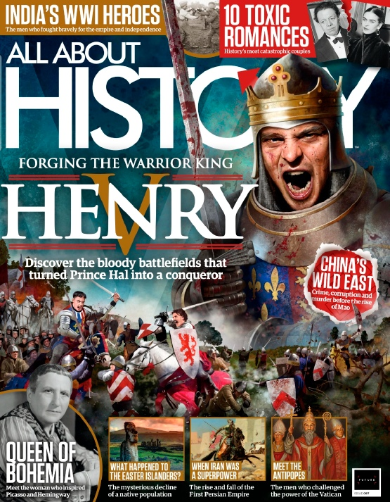 All About History – #87 – 2020