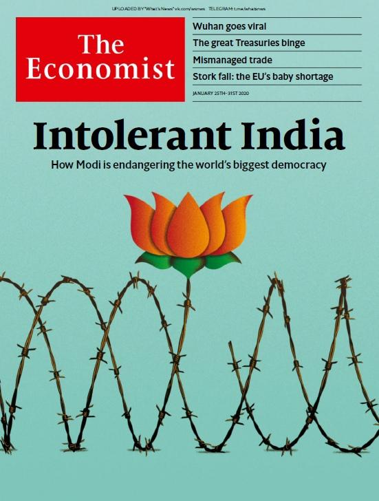 The Economist UK – 25.01.2020