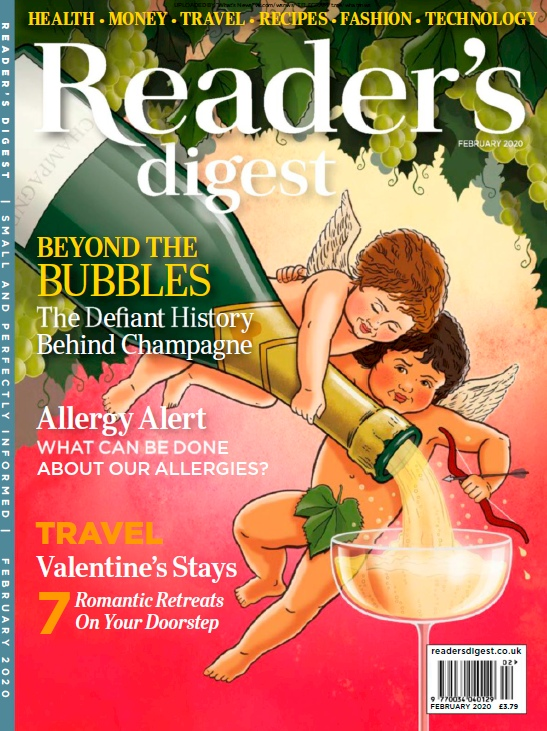 Reader's Digest UK – 02.2020
