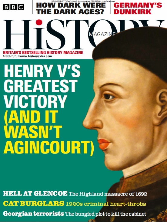 BBC History UK – 03.2020