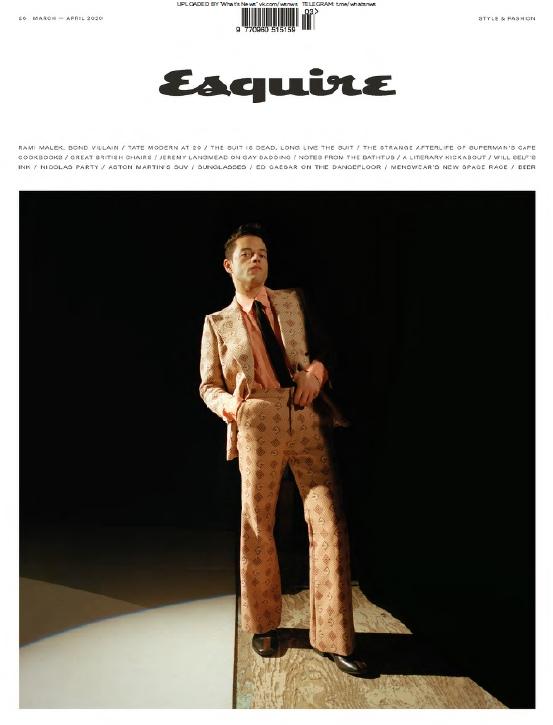 Esquire UK – 03.2020