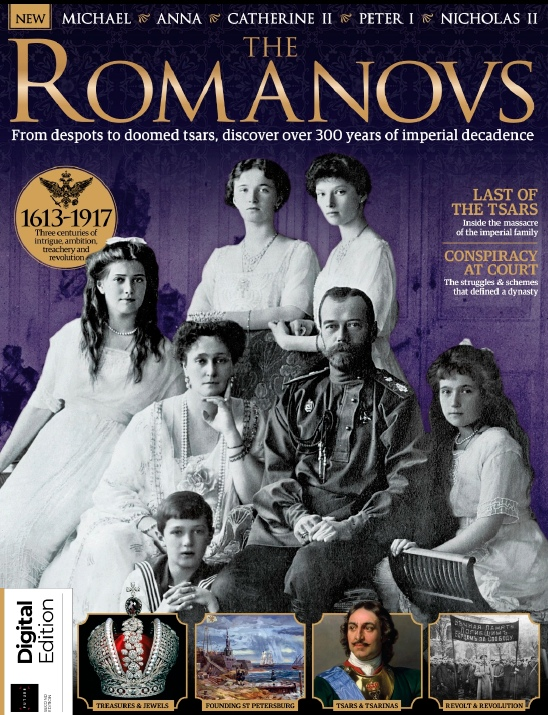 All About History – The Romanovs – 2020