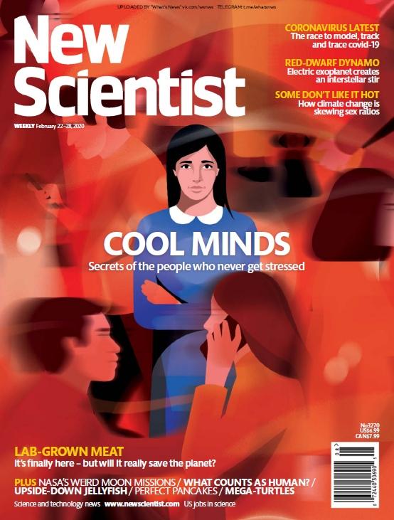New Scientist – 22.02.2020