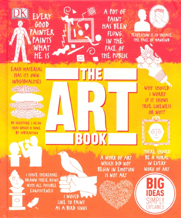 DK – The Art Book Big Ideas Simply Explained